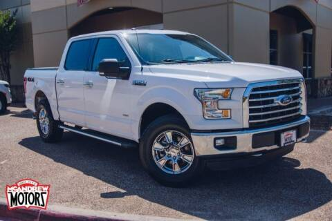 2016 Ford F-150 for sale at Mcandrew Motors in Arlington TX