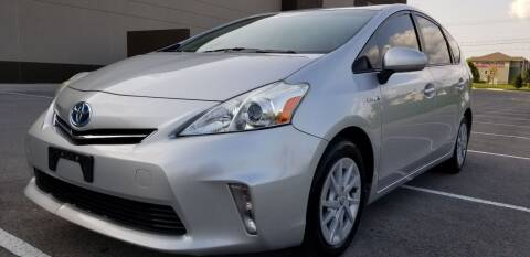 2012 Toyota Prius v for sale at Derby City Automotive in Louisville KY