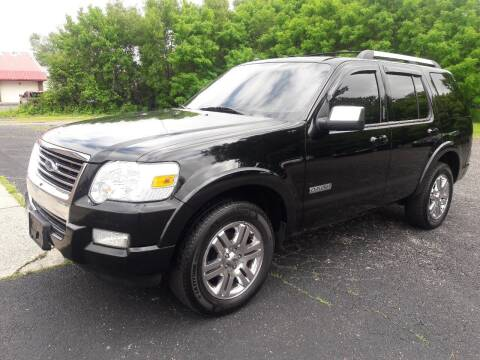 2008 Ford Explorer for sale at Discount Auto World in Morris IL