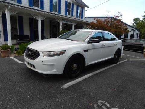 2013 Ford Taurus for sale at Elite Motors INC in Joppa MD