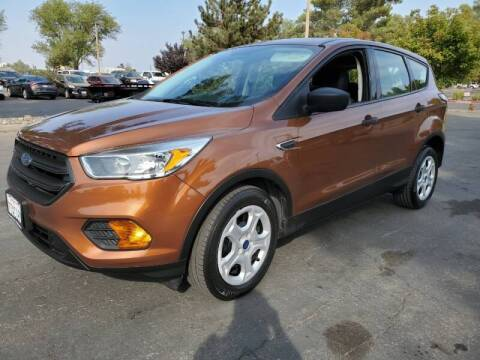 2017 Ford Escape for sale at Matador Motors in Sacramento CA