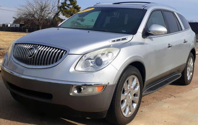 2012 Buick Enclave for sale at Automay Car Sales in Oklahoma City OK