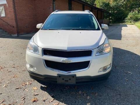2012 Chevrolet Traverse for sale at Beaver Lake Auto in Franklin NJ