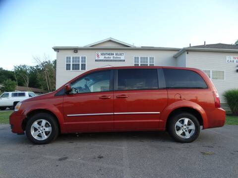 2008 Dodge Grand Caravan for sale at SOUTHERN SELECT AUTO SALES in Medina OH