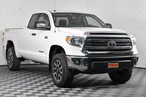 2017 Toyota Tundra for sale at Chevrolet Buick GMC of Puyallup in Puyallup WA