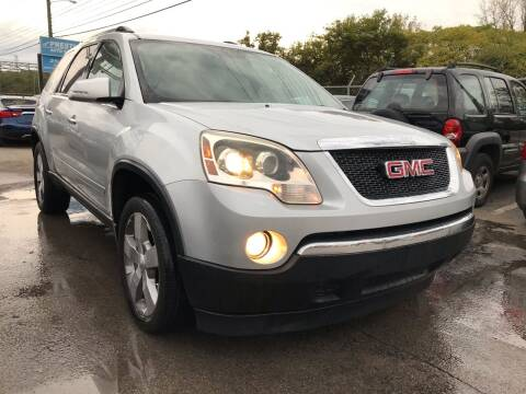 2011 GMC Acadia for sale at Prestige Auto Sales Inc. in Nashville TN