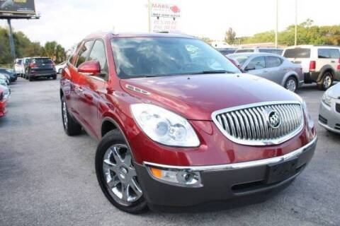 2008 Buick Enclave for sale at Mars auto trade llc in Kissimmee FL