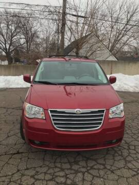 2010 Chrysler Town and Country for sale at Suburban Auto Sales LLC in Madison Heights MI