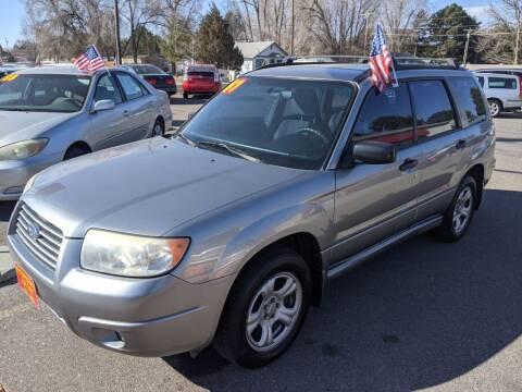 2007 Subaru Forester for sale at Progressive Auto Sales in Twin Falls ID