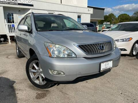 2009 Lexus RX 350 for sale at KAYALAR MOTORS in Houston TX