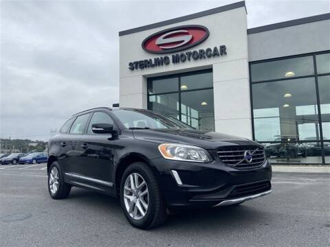 2017 Volvo XC60 for sale at Sterling Motorcar in Ephrata PA