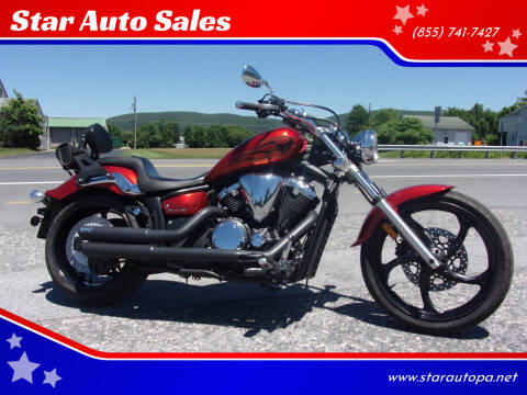 2011 Yamaha STRYKER for sale at Star Auto Sales in Fayetteville PA