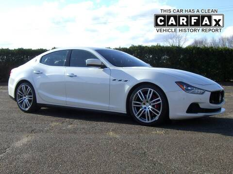2015 Maserati Ghibli for sale at Atlantic Car Company in East Windsor CT
