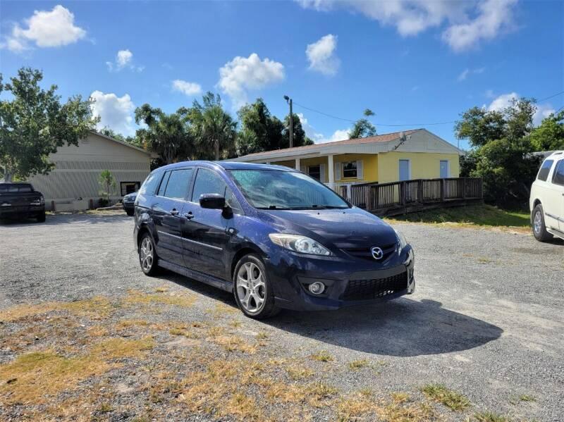 2009 Mazda MAZDA5 for sale at TOMI AUTOS, LLC in Panama City FL