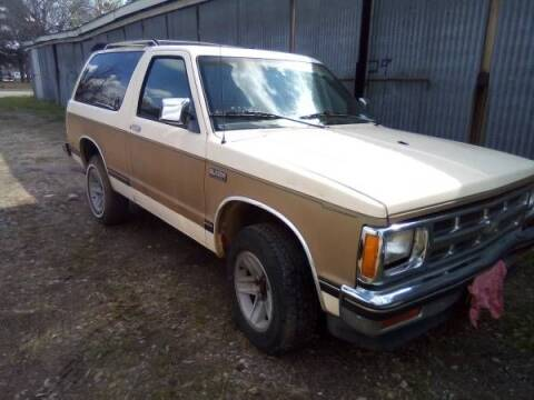 1988 Chevrolet Tahoe for sale at Classic Car Deals in Cadillac MI