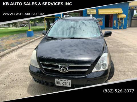 2007 Hyundai Entourage for sale at KB AUTO SALES & SERVICES INC in Houston TX