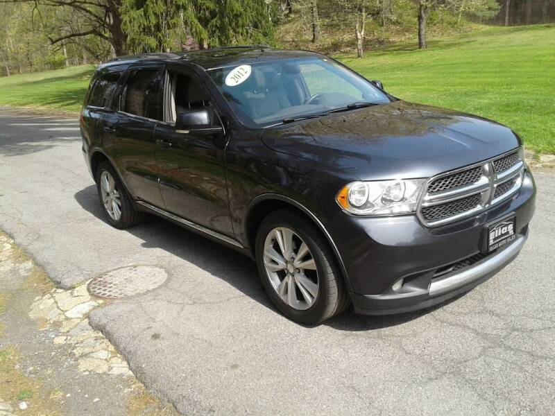 2012 Dodge Durango for sale at ELIAS AUTO SALES in Allentown PA