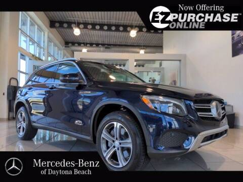 2017 Mercedes-Benz GLC for sale at Mercedes-Benz of Daytona Beach in Daytona Beach FL