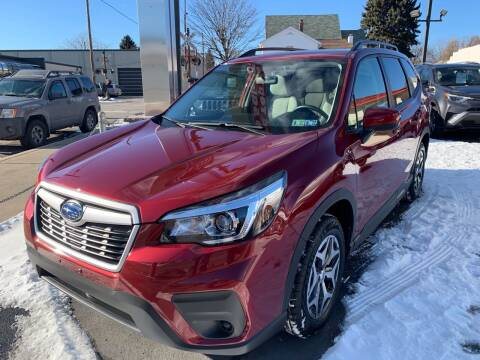 2019 Subaru Forester for sale at Red Top Auto Sales in Scranton PA