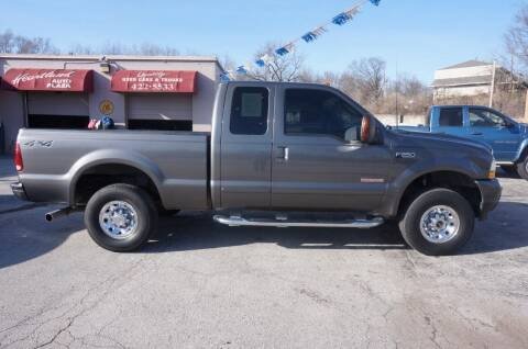 2003 Ford F-250 Super Duty for sale at patrick kelley in Bonner Springs KS