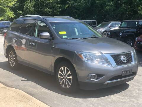2016 Nissan Pathfinder for sale at Elite Auto Sales in North Dartmouth MA