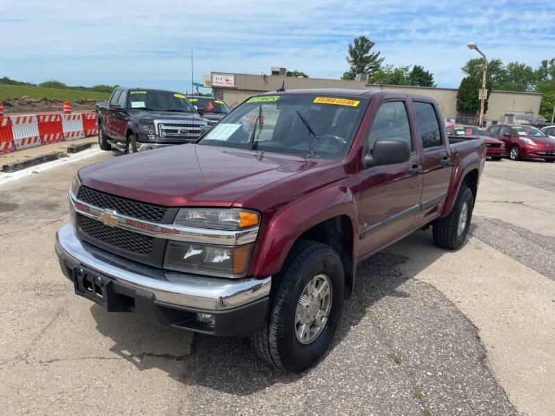 2008 Chevrolet Colorado for sale at River Motors in Portage WI