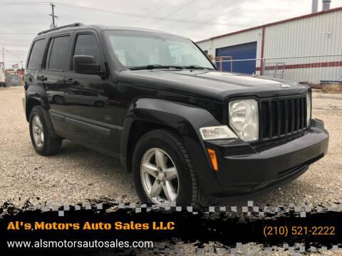 2009 Jeep Liberty for sale at Al's Motors Auto Sales LLC in San Antonio TX