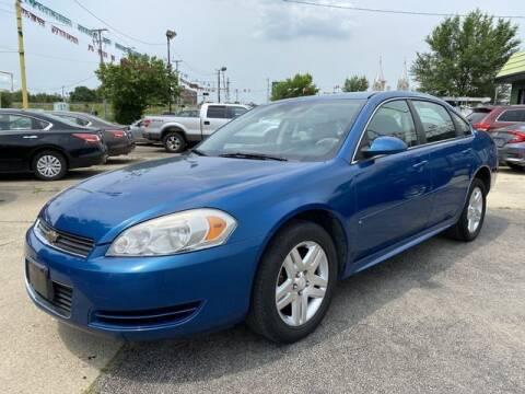 2009 Chevrolet Impala for sale at Joliet Auto Center in Joliet IL