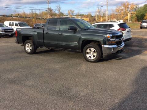 2017 Chevrolet Silverado 1500 for sale at Route 102 Auto Sales  and Service in Lee MA