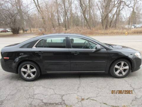 2011 Chevrolet Malibu for sale at Settle Auto Sales TAYLOR ST. in Fort Wayne IN