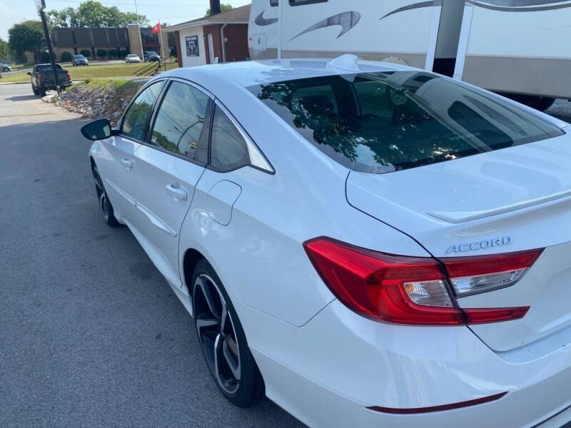 2020 Honda Accord for sale at Z Motors in Chattanooga TN