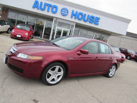 2006 Acura TL for sale at Auto House Motors in Downers Grove IL