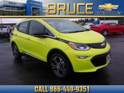 2019 Chevrolet Bolt EV for sale at Medium Duty Trucks at Bruce Chevrolet in Hillsboro OR
