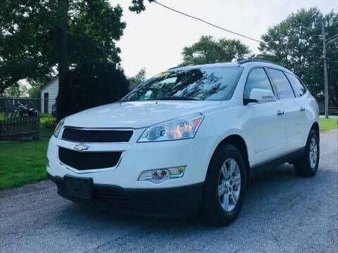 2011 Chevrolet Traverse for sale at I57 Group Auto Sales in Country Club Hills IL