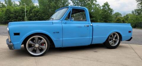 1969 Chevrolet C/K 10 Series for sale at Countryside Classics in Russellville KY