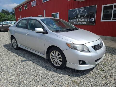 2009 Toyota Corolla for sale at Vess Auto in Danville OH