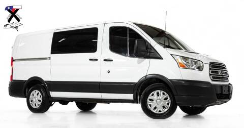 2017 Ford Transit Cargo for sale at TX Auto Group in Houston TX