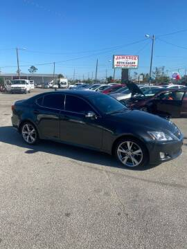 2009 Lexus IS 250 for sale at Jamrock Auto Sales of Panama City in Panama City FL