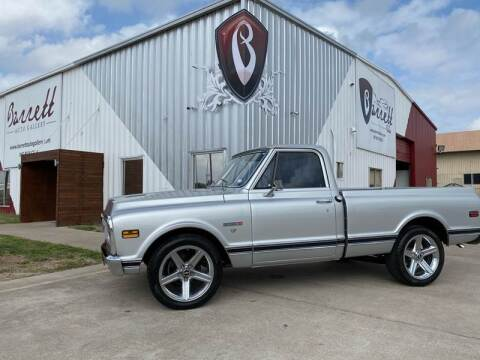 1971 Chevy C10 for sale at Barrett Auto Gallery in San Juan TX