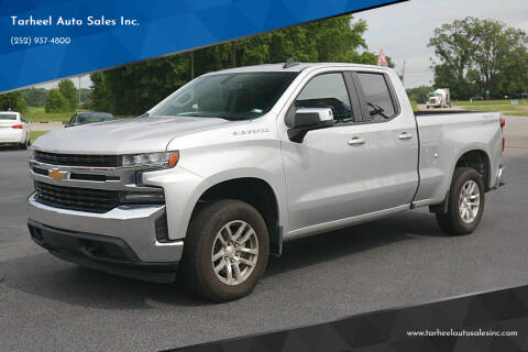 2020 Chevrolet Silverado 1500 for sale at Tarheel Auto Sales Inc. in Rocky Mount NC