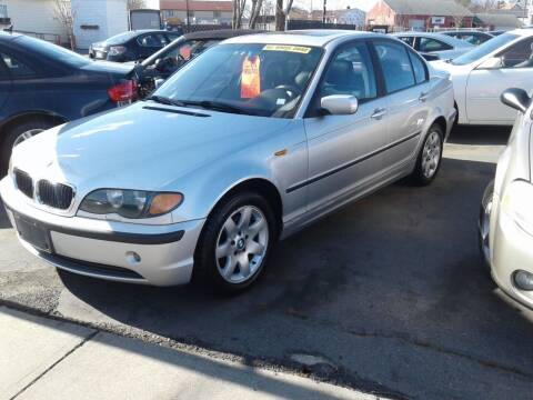 2002 BMW 3 Series for sale at Nelsons Auto Specialists in New Bedford MA