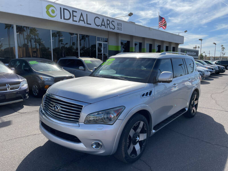 2011 Infiniti QX56 for sale at Ideal Cars Broadway in Mesa AZ