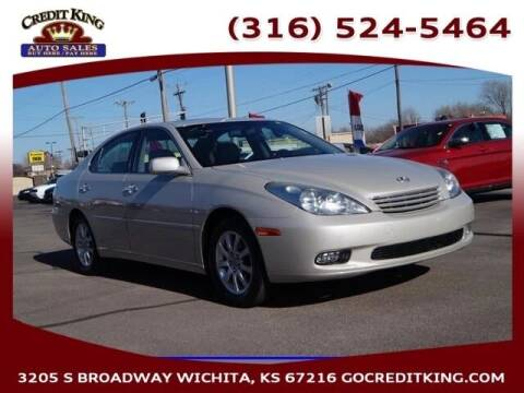 2004 Lexus ES 330 for sale at Credit King Auto Sales in Wichita KS