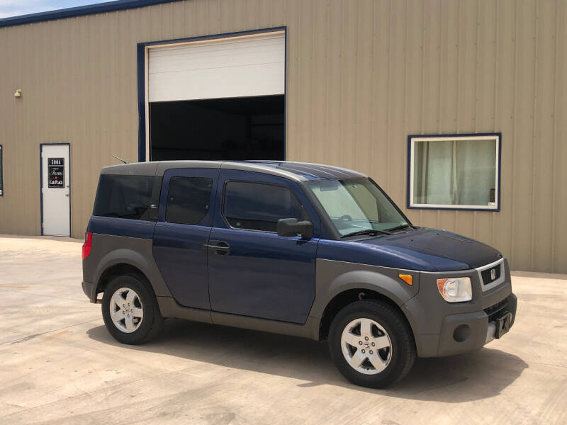 2003 Honda Element for sale at TEXAS CAR PLACE in Lubbock TX