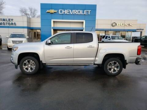2015 Chevrolet Colorado for sale at Finley Motors in Finley ND