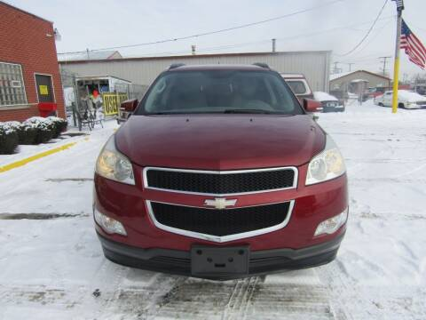 2011 Chevrolet Traverse for sale at X Way Auto Sales Inc in Gary IN