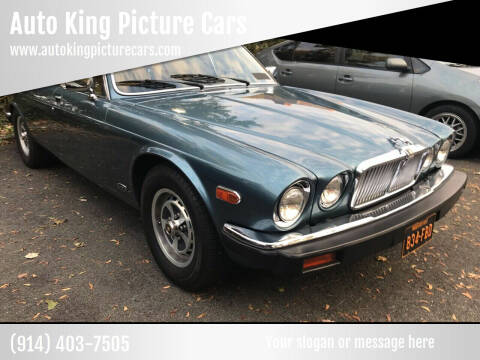 1985 Jaguar XJ-Series for sale at Auto King Picture Cars in Westchester County NY