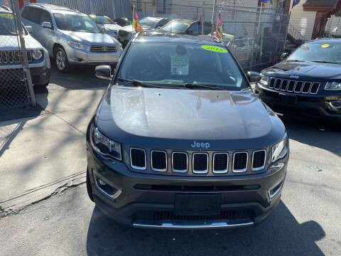 2018 Jeep Compass for sale at Best Cars R Us LLC in Irvington NJ
