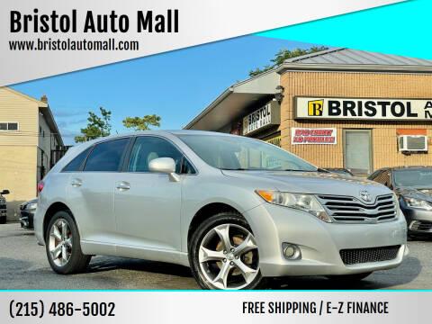 2011 Toyota Venza for sale at Bristol Auto Mall in Levittown PA