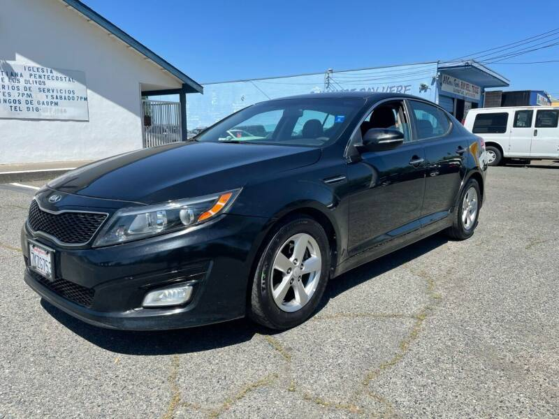 2015 Kia Optima for sale at All Cars & Trucks in North Highlands CA